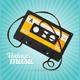 Vintage Music Background - GraphicRiver Item for Sale