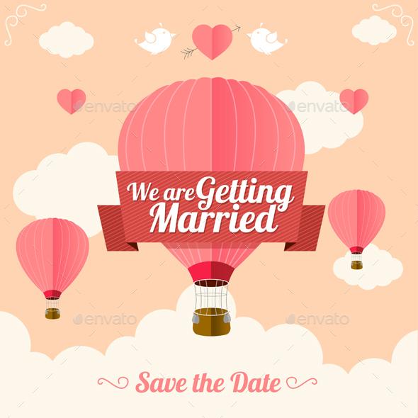 Wedding Card - Weddings Seasons/Holidays