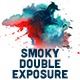 Smoky Double Exposure - GraphicRiver Item for Sale