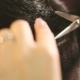 Barber Cuts The Hair Of The Client - VideoHive Item for Sale