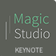 Magic Studio - Creative Keynote Template - GraphicRiver Item for Sale