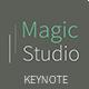 Magic Studio - Creative Keynote Template - GraphicRiver Item for Sale
