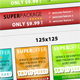 Web banners Ultimate pack - GraphicRiver Item for Sale