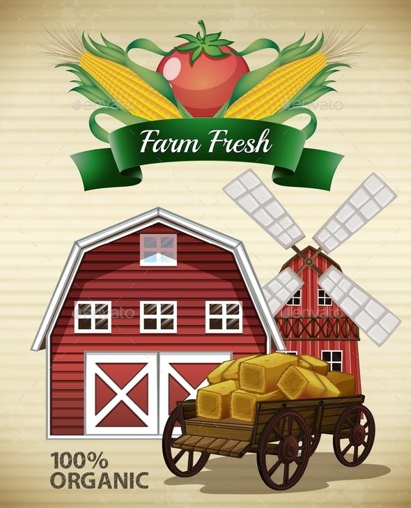 Farm Fresh - Miscellaneous Conceptual