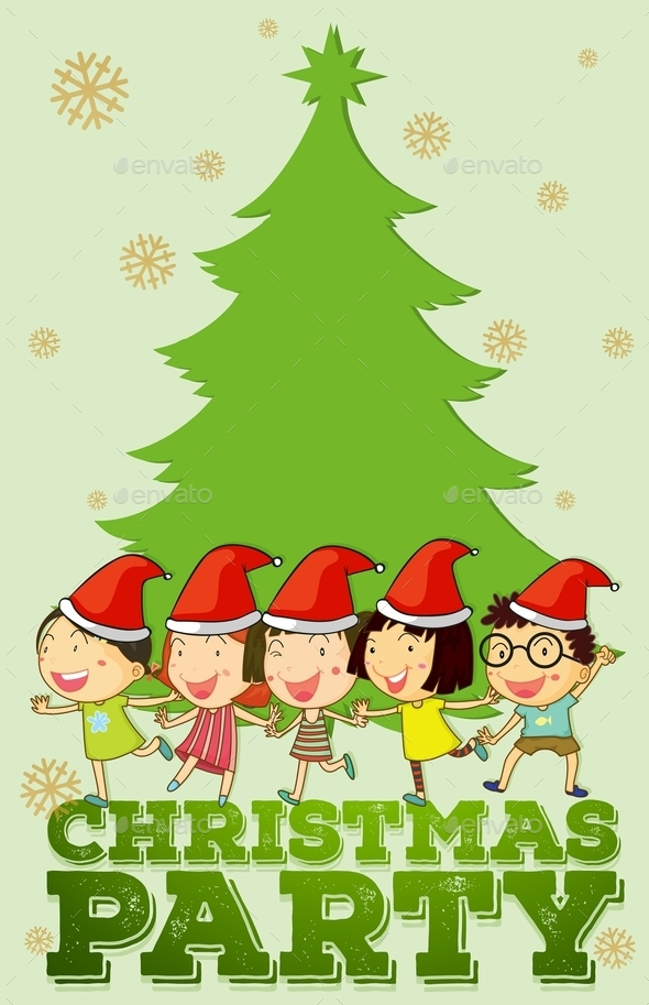 Children Singing Christmas Songs - Christmas Seasons/Holidays