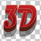 3D Graphic Styles - GraphicRiver Item for Sale