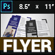 Corporate Business Flyer Template Vol.01 - GraphicRiver Item for Sale