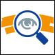 Eye Search Logo Template