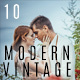 10 Modern Vintage Lightroom Presets - GraphicRiver Item for Sale