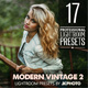 17 Modern Vintage 2 Lightroom Presets - GraphicRiver Item for Sale