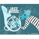 Illustration Of a Jazz Poster  - GraphicRiver Item for Sale