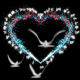 Heart with doves - VideoHive Item for Sale