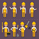 Builder And Repairman - GraphicRiver Item for Sale