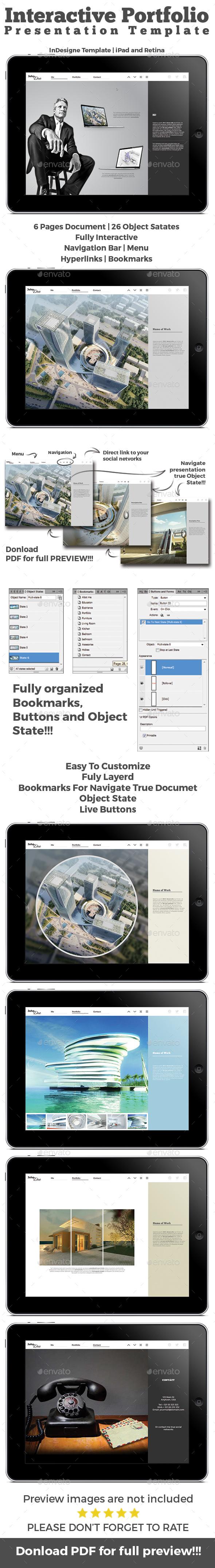 Interactive PDF Prezentation iPad and Retina - Digital Magazines ePublishing