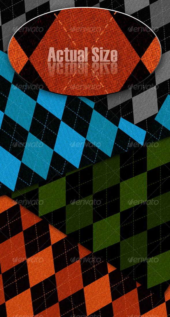 Argyle Texture Backgrounds - Patterns Backgrounds