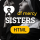 Sisters of Mercy — Nonprofit HTML Template - ThemeForest Item for Sale