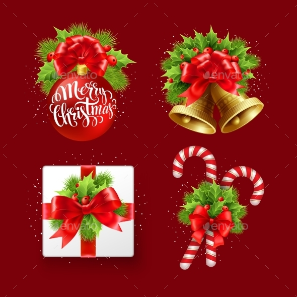 Christmas Sign Set - Christmas Seasons/Holidays