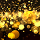 Yellow Particles - VideoHive Item for Sale