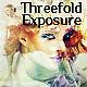 Threefold Exposure Template - GraphicRiver Item for Sale