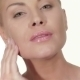 Young Woman Apply The Cream For The Face - VideoHive Item for Sale