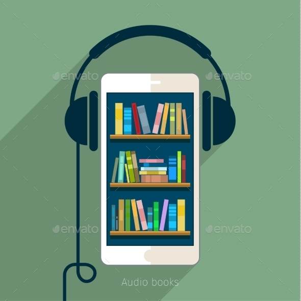 Concept Of Audio Book - Web Technology