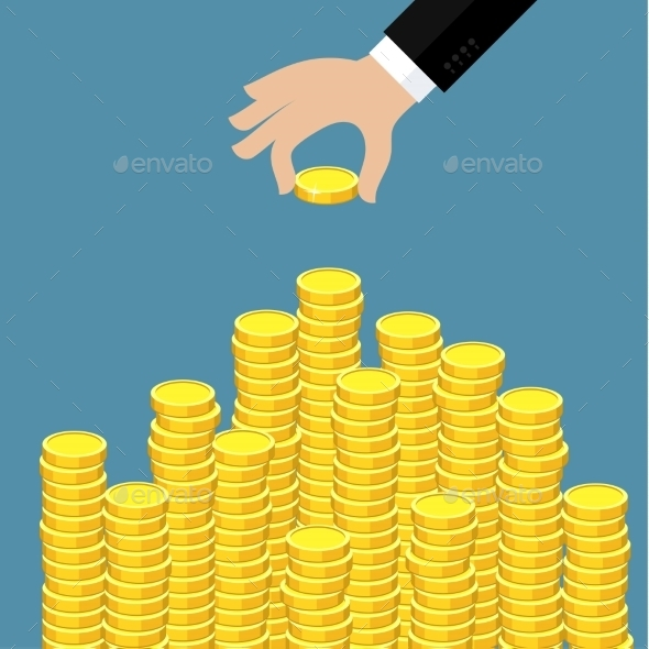 Concept Of Wealth.  - Concepts Business