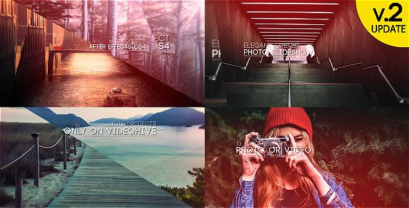 Elegant Opener - Photo Slideshow