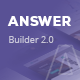 Answer - Email templates set + Builder 2.0 - ThemeForest Item for Sale
