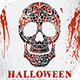 Skull Halloween - GraphicRiver Item for Sale