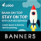 Seo Ad Banners - GraphicRiver Item for Sale