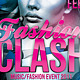 Fashion Clash Template - GraphicRiver Item for Sale