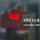 Social Logos Glitchy - VideoHive Item for Sale