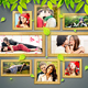 10 Exceptional Natural & Semi Transparent Photo Te - GraphicRiver Item for Sale