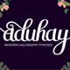 Aduhay Script - GraphicRiver Item for Sale