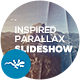 Inspired Parallax Slideshow - VideoHive Item for Sale