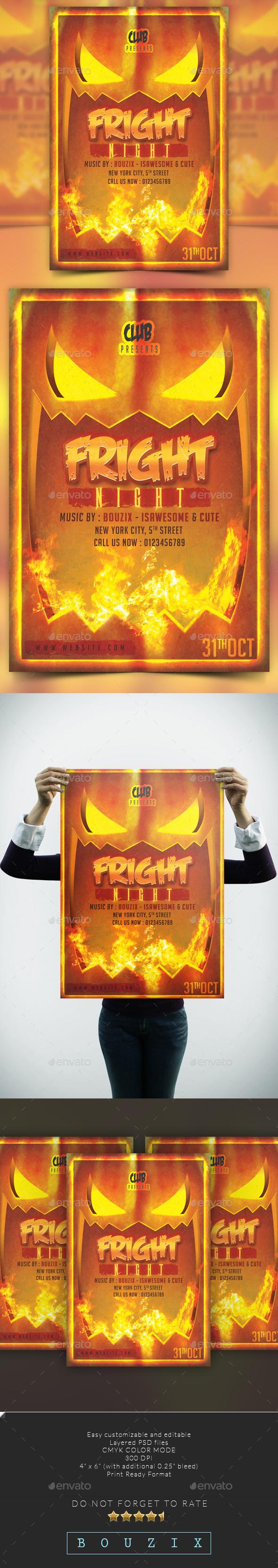 Fright Night - Holidays Events