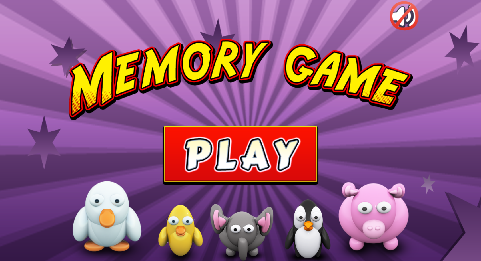 Memory Game Html5 Educational Game By Dexterfly Codecanyon