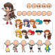 Avatar Girl - GraphicRiver Item for Sale