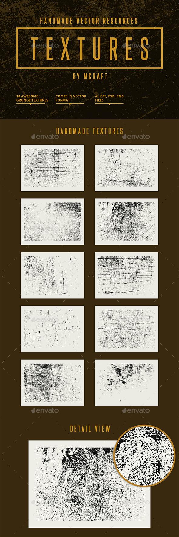 Grunge Texture - Industrial / Grunge Textures