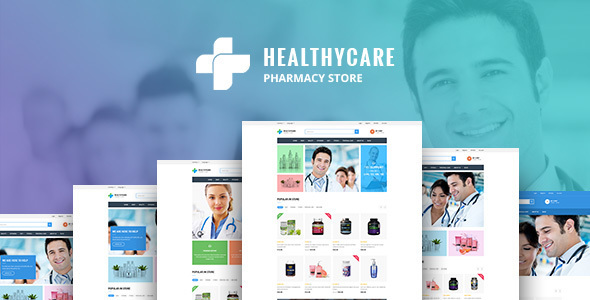Leo Healthy Care Prestashop Multiple Theme - Shopping PrestaShop