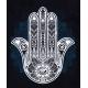 Ornate Hamsa Hand Luck Amulet. - GraphicRiver Item for Sale