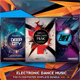 Electro Music Flyer Bundle Vol. 28 - GraphicRiver Item for Sale