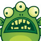 Alien Monster - GraphicRiver Item for Sale