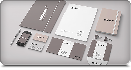 Print – Stationary Mock-ups