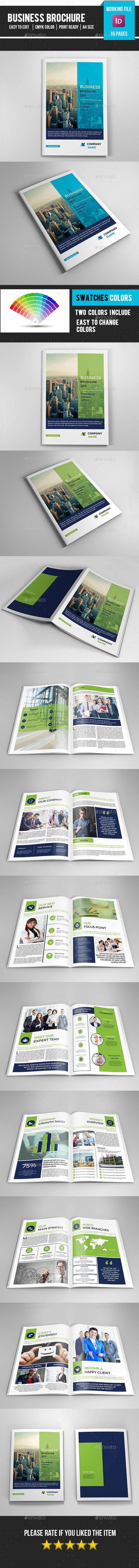Corporate Bifold Brochure-V317 - Catalogs Brochures