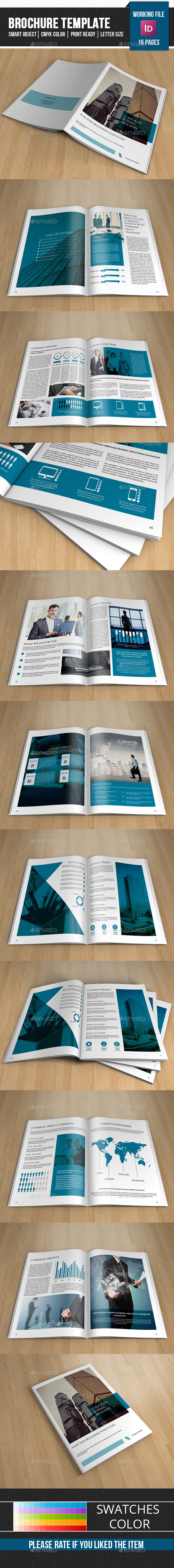 Corporate Bifold Brochure-V318 - Corporate Brochures