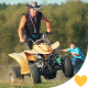 Riding a Quad Bike - VideoHive Item for Sale