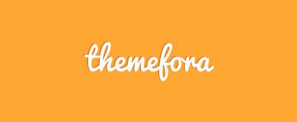 Themefora banner
