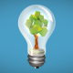 Tree in the Bulb - VideoHive Item for Sale