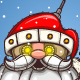 Robot Santa and Elf - GraphicRiver Item for Sale